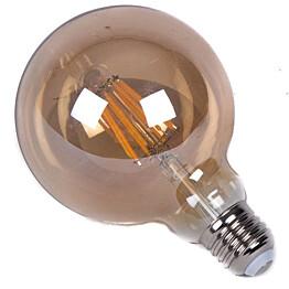 LED-lamppu NordLED Interior III 8 W E27 ø95x128 mm