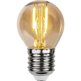 LED-lamppu Star Trading 24V Low Voltage 357-81 Ø 45x73mm E27 meripihka 023W 2500K 28lm 4 kpl