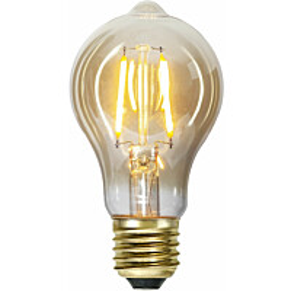 LED-lamppu Star Trading Decoration LED 355-49, Ø60x109mm, E27, meripihka, 0.75W, 2000K, 80lm