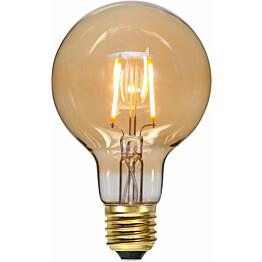 LED-lamppu Star Trading Decoration LED 355-50, Ø80x125mm, E27, meripihka, 0.75W, 2000K, 80lm