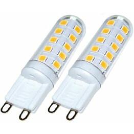 LED-Lamppu Trio G9 3W 300lm