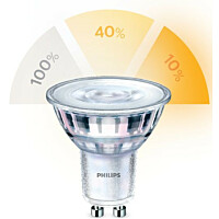 LED-lamppu Philips SceneSwitch 5W (50W) GU10 36D