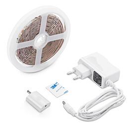 LED-nauhasetti Electrogear 1,5m 4,8W hipaisukytkimellä