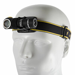 LED-otsa-/taskulamppu Armytek Tiara C1 1050 lm magneetti-USB + 18350