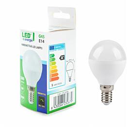 LED-pienikupulamppu LED Energie E14 5 W 500lm 45x80 mm himmennettävä