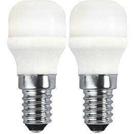 LED-polttimo Star Trading Promo E14 1,7W 2700K 2 kpl