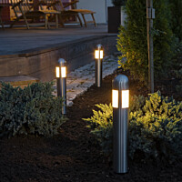 LED-puutarhavalosetti Konstsmide 3 osainen 7451-000 Amalfi 3 x 0,6 W