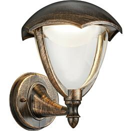 LED-seinävalaisin Trio Gracht 221960128 200x240 mm rustiikki