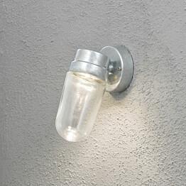 LED-seinävalaisin Vega 413-320 115x185x245 mm sinkitty teräs