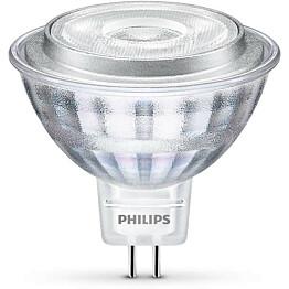 LED-spottilamppu Philips GU5,3 7 W himmennettävä