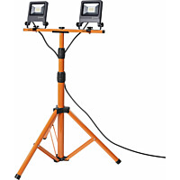 LED-työvalaisin Ledvance Worklight 2x20W tripod