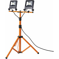 LED-työvalaisin Ledvance Worklight 2x30W tripod