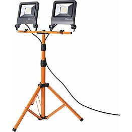 LED-työvalaisin Ledvance Worklight 2x50W tripod