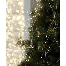 LED-valoketju Star Trading Dew Drop 140 cm päivänvalo