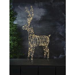 LED-valokoriste Star Trading Sarve 600x1050x200mm harmaa