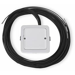 LED-valokuituvalaisin Ensto AVD5.13L/6.3, IP64, 1x3W, 6kpl kuituja