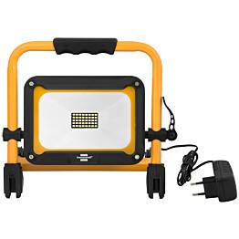 LED-valonheitin Brennenstuhl ladattava 20 W 6500 K IP54