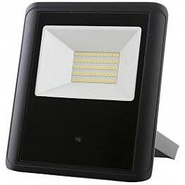 LED-valonheitin LED Energie Slim, MW-liiketunnistimella, 50W, 4000lm, IP44