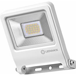 LED-valonheitin Ledvance Endura Flood 20W, 3000K, valkoinen