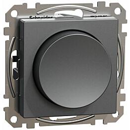 LED-valonsäädin Exxact RC UPK 0-370W antrasiitti