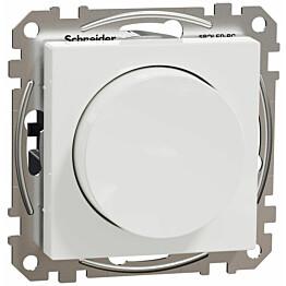 LED-valonsäädin Exxact RC UPK 0-370W valkoinen