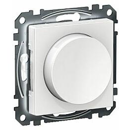 LED-valonsäädin Schneider Exxact Wiser 200W RCL UKR valkoinen