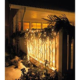 LED-valoverho Markslöjd Chrissline Extra 2x1.5 m IP44 150 valoa