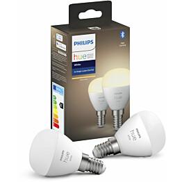 LED-älylamppu Philips Hue W 5,7W E14 P45 2kpl/pkt