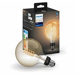 LED-älylamppu Philips Hue W 7W E27 G125