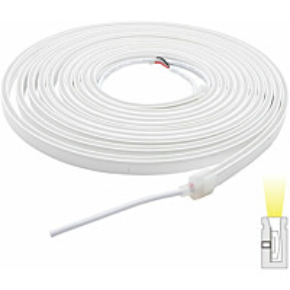 LED-silikoniprofiili Limente LED-Neon Lite 4000K 24V IP67 5m