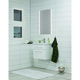 Noro Deco -valaisinpeili kylpyhuoneessa