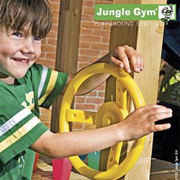 Leikkikeskuksen ratti Jungle Gym
