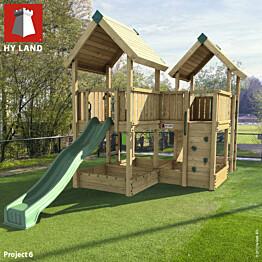 Leikkikeskus Hy-land P6