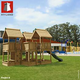 Leikkikeskus Hy-land P8
