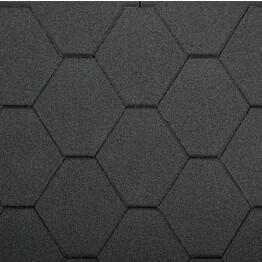 Leikkimökin kattomateriaalipaketti Fixu musta