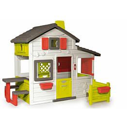 Leikkimökki Smoby Friends House