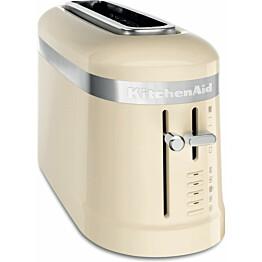 Leivänpaahdin KitchenAid Design Collection 5KMT3115, kahdelle viipaleelle, kerma