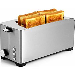 Leivänpaahdin Wilfa Brunch TOL-1400S, 1400W, neljälle leivälle