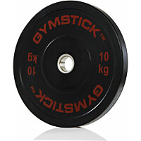 Levypaino Gymstick Bumper Plate 10 kg