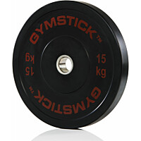 Levypaino Gymstick Bumper Plate 15 kg