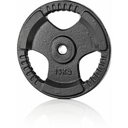Levypaino Gymstick valurauta 15 kg