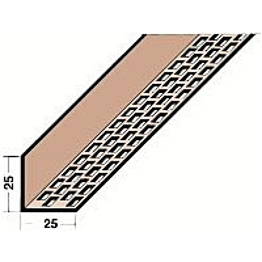 Levyrappauksen tuuletusprofiili Fescon 25 mm 20 kpl