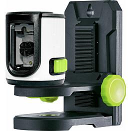 Linjalaser Laserliner EasyCross-Laser Green Set