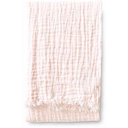 Pellavatorkkupeite Finlayson Lino 130x170 cm roosa