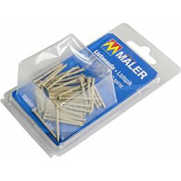 Listanaulat Maler, vaaleanruskea, 1.5x40mm, vaaleanruskea, 40kpl
