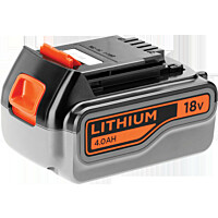 Lithium-ion akku BLACK+DECKER BL4018 18 V 4,0 Ah