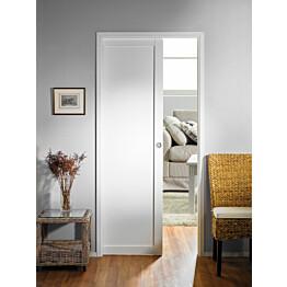 Liukuovi seinän sisään Stella Pocket Door M11 kehäovi 1125x2040mm