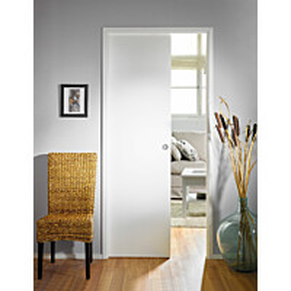 Liukuovi seinän sisään Stella Pocket Door M12 laakaovi 1225x2040mm