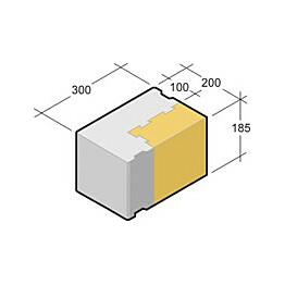 Leca Term lämpöharkko LTH-300 kulma, oikea