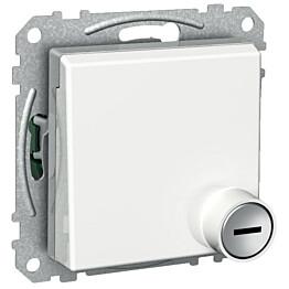 Lukollinen pistorasia Exxact 1S/16A/IP21 0X UPJ  2530002